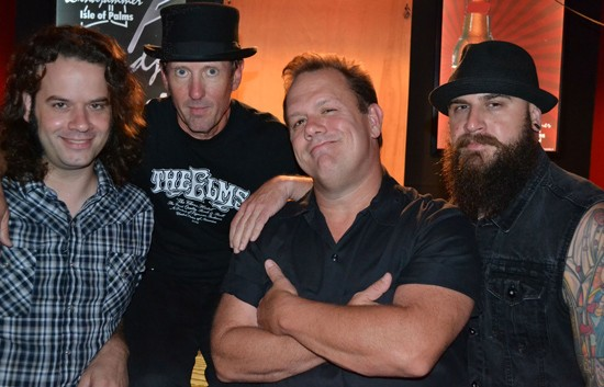 Cowboy Mouth returns to St. Louis in 2015. - PRESS PHOTO