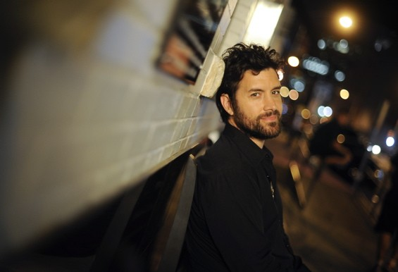 Bob Schneider, coming to a Duck Room near you! - JEFF SWENSEN