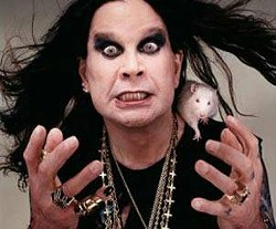 Ozzy Osbourne's, still going strong after decades of drug abuse - ROADRUNNER RECORDS