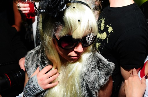 See the full slideshow from last night's Lady Gaga after-party here. - PHOTO: EGAN O'KEEFE
