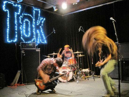 Tok - FILE PHOTO