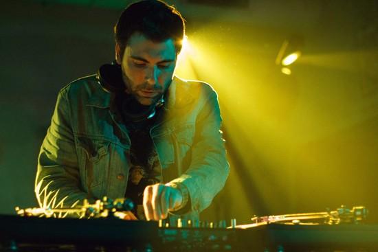 DJ MAKossa, Bump & Hustle mainstay - ABBY GILLARDI