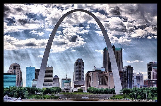 Time in st louis
