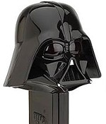 "Darth Vader Pez Dispenser: ""Impressive."""