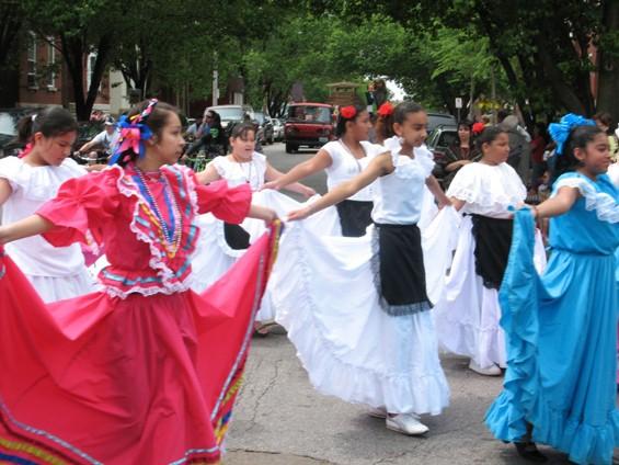 Cinco de Mayo is actually celebrated on Ocho de Mayo, on Cherokee this Saturday, all day. - PHOTO BY DAVID BURNETT