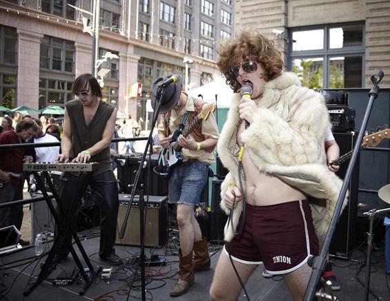 Bug Chaser: Best Dressed Band, 2012 RFT Music Showcase - STEVE TRUESDELL