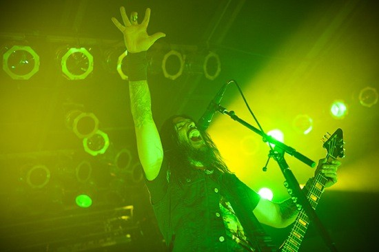 Machine Head - TODD OWYOUNG