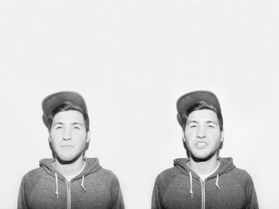 LuckyMe Record's Baauer will be bringing the bass July 18 at the Old Rock House. - THEY OWN THE NIGHT
