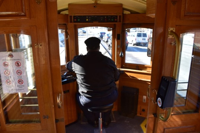 Bringing you the inside scoop on the Loop Trolley. - DANIEL HILL