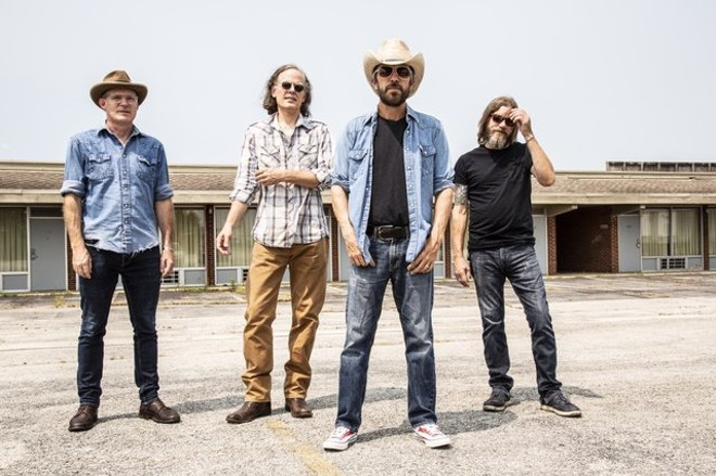 Bit Logic, released in October, is the band's most straight-ahead country record to date. - CARY HORTON