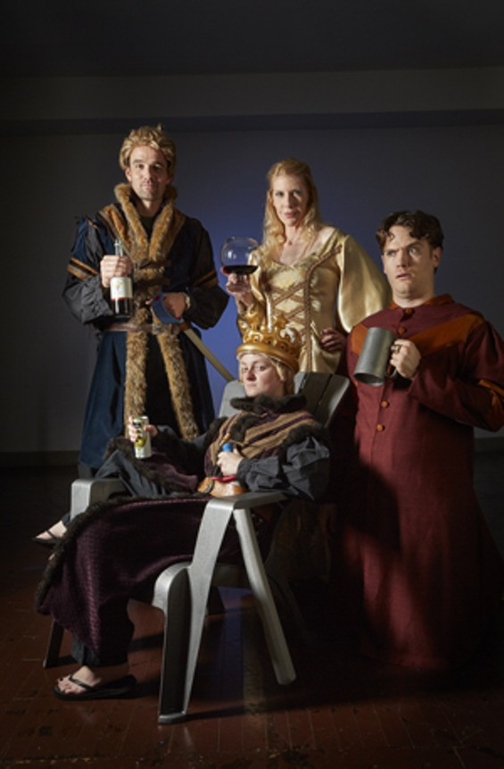 Meet Joffrey, Jaime, Cersei, Tyrion and the rest -- albeit quickly! - STEVE TRUESDELL