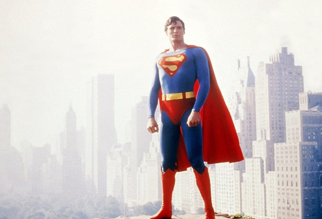 Ah, the 1978 Superman movie. When the bad guys were bad, and the good guys were heroic. - COURTESY OF FATHOM EVENTS