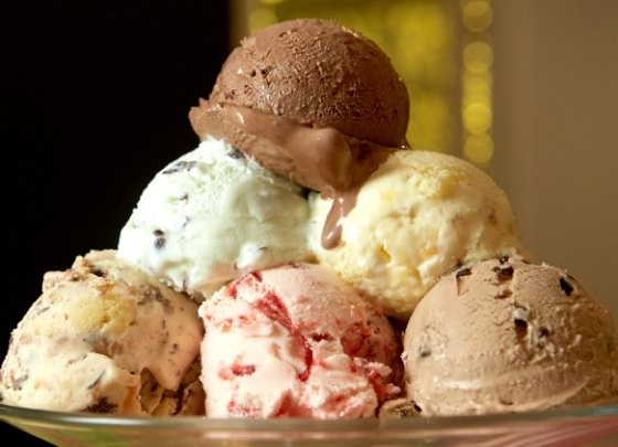 Jilly's Ice Cream Bar | Michelle Haven