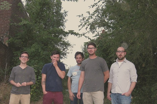 Catch Bo and the Locomotive at the 2015 RFT Music Showcase: The Ready Room at 7 p.m. - PHOTO PROVIDED BY BAND.