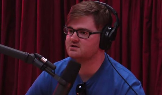 Charles C. Johnson, heir apparent to the title of Most Hated Man on the Internet. - YOUTUBE VIA JOE ROGAN EXPERIENCE