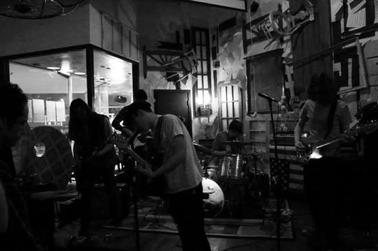 Catch Shitstorm at the 2015 RFT Music Showcase: Layla at 10 p.m. - PHOTO BY LINDSAY CRANMER.