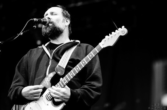 Built to Spill's Doug Martsch performs with a new lineup tonight at the Ready Room. - PHOTO BY JESSY GONZALEZ