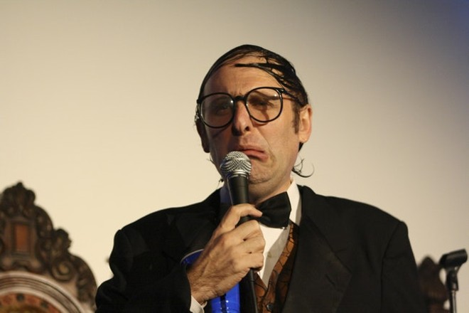 America's Funnyman, Neil Hamburger, will perform at the Ready Room on Friday, March 15. - PRESS PHOTO