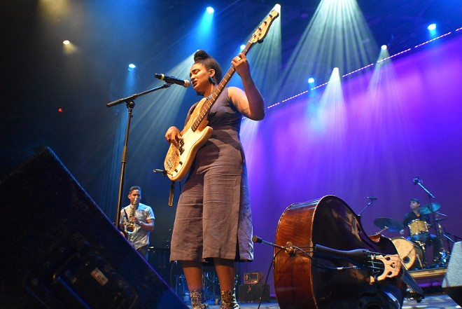 Tonina will perform as part of Stagfest II on Saturday at the Livery. - DANIEL HILL