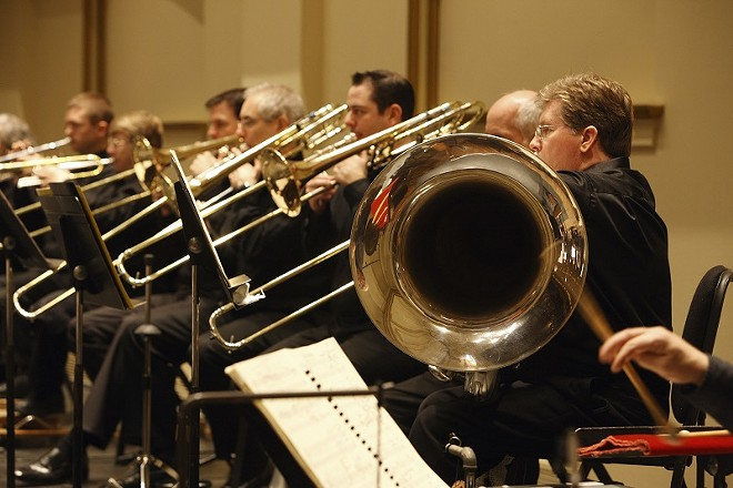 Celebrate the season with the St. Louis Symphony. - SCOTT FERGUSON