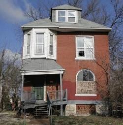 A demolition candidate on Newstead - IMAGE VIA
