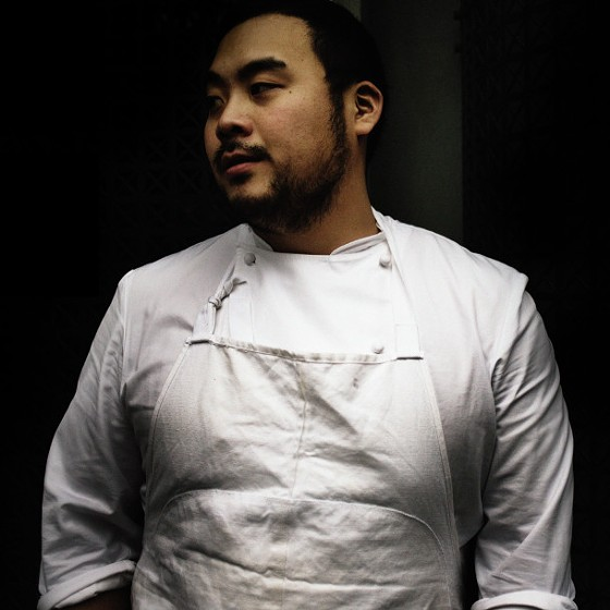 Chef David Chang.   Gabriele Stabile