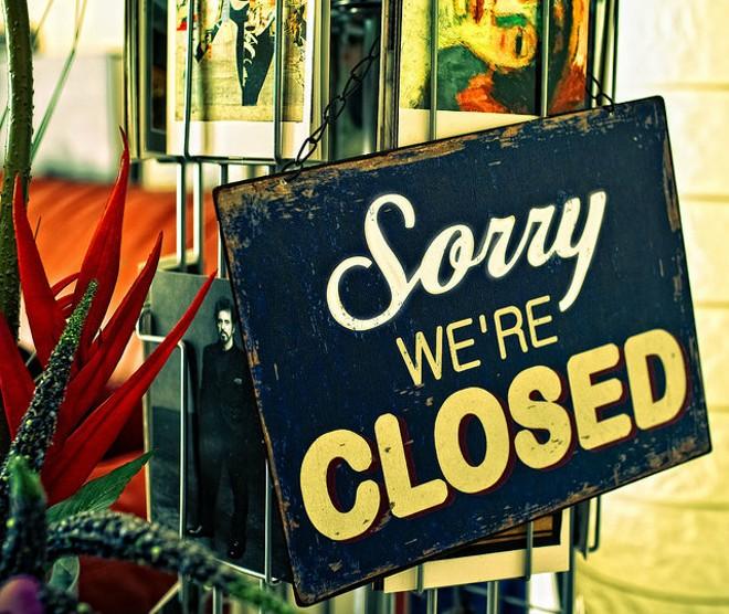 Breakaway Cafe has closed indefinitely. - VIA MON OEIL / FLICKR