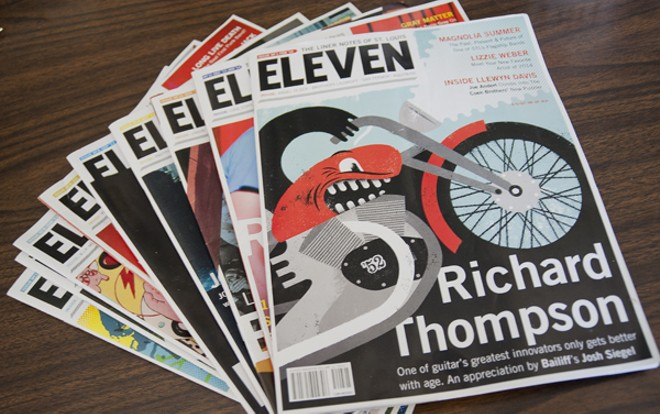 Eleven Magazine - KELLY GLUECK