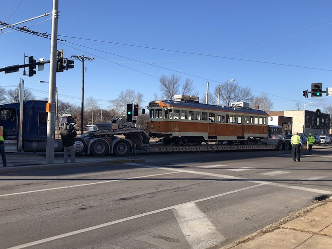 Heeere's the new trolley! - COURTESY OF LOOP TROLLEY CO.