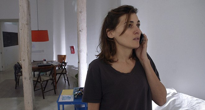 "In Rodrigo Sorogoyen's ""Madre"" a mother gets a call from her son, who's supposed to be with his father, but isn't anymore. - (C) 2019 SHORTSTV"