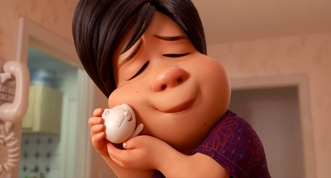 """Bao,"" directed by Domee Shi, stars a dumpling that comes to life. - (C) 2019 SHORTSTV"