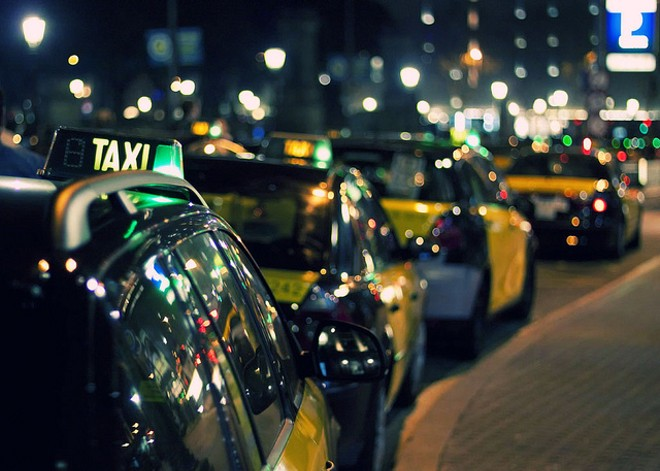 Taxis may remain the only real option for St. Louis passengers. - PHOTO COURTESY OF FLICKR/ DANIEL HORATIO AGOSTINI