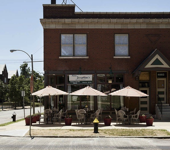 Mama Josephine's Is a Shaw neighborhood Mainstay. - JENNIFER SILVERBERG