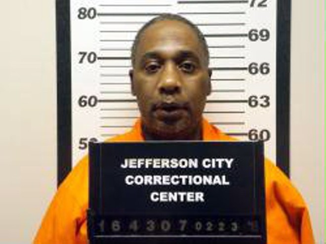 Orthell Wilson. - PHOTO COURTESY OF MISSOURI DEPARTMENT OF CORRECTIONS