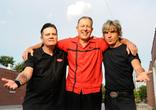 Reverend Horton Heat will perform at the Ready Room on Saturday, February 6. - PHOTO BY GENE AMBO