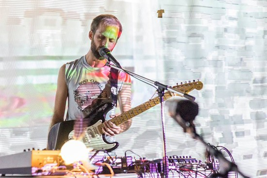 Hylidae celebrates the release of his debut album this Saturday at Foam on Cherokee Street. - PHOTO BY MABEL SUEN
