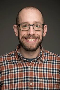 Chris Bay, director of the Mentor Center