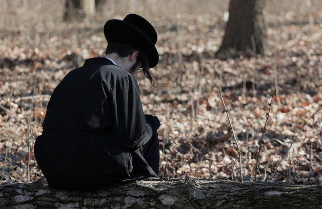 Shulem Deen used to be part of an insular Hasidic community. - PHOTO COURTESY OF FLICKR/POLAND MFA