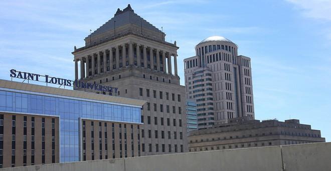 Saint Louis University's law school is downtown. - PHOTO COURTESY OF FLICKR/PAUL SABLEMAN