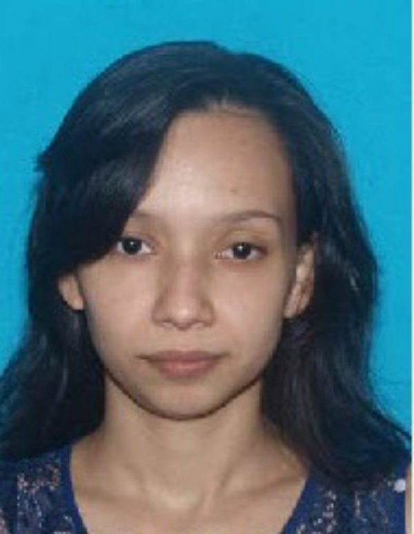 Diana Berrios-Pimentel pretended she and her baby were abducted from St. Louis, police say. - IMAGE VIA AMBER ALERT SYSTEM