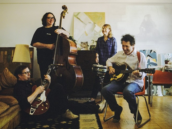 Yo La Tengo will perform at the Ready Room on Sunday, January 31. - PHOTO COURTESY OF MATADOR RECORDS