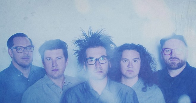 Motion City Soundtrack will perform at the Pageant on Saturday, November 14. - PHOTO VIA EPITATH RECORDS