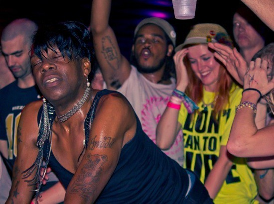 Big Freedia returns to St. Louis on Friday alongside Boyfriend and local opener Black James. - PHOTO BY ALEXIS HITT