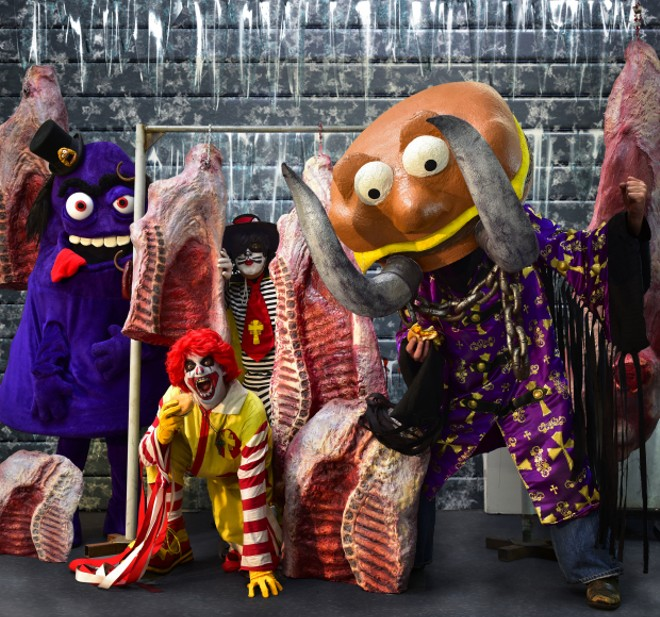 Mac Sabbath will perform at the Firebird on Tuesday, March 29. - PRESS PHOTO VIA ADRENALINE PR