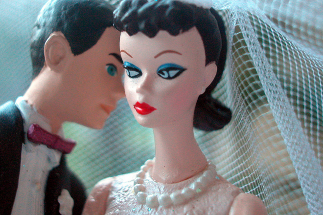 """""""Hey, hon, you won't believe who our wedding planner is."""" - VIA FLICKR"""
