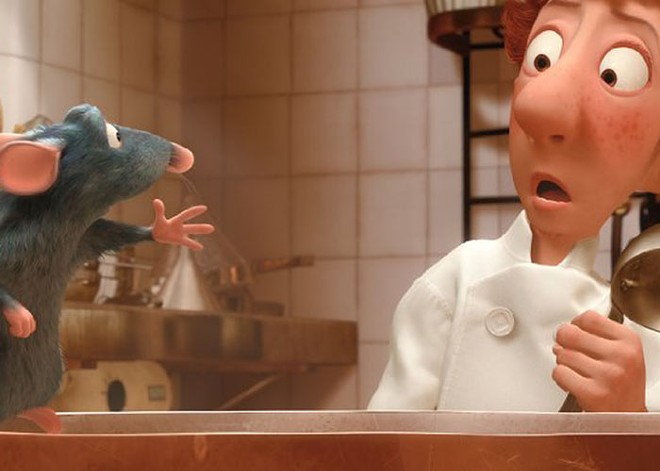 Ratatouille is in concert on Sunday. - PHOTO COURTESY OF DISNEY ENTERPRISES INC AND PIXAR ANIMATION STUDIOS