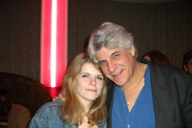 St. Louis radio host Vic Porcelli and his wife, Jessica. - JESSICA GRAYE PORCELLI / GOFUNDME