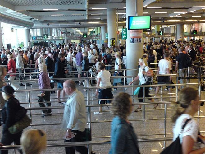No passport? No problem. - PHOTO COURTESY OF FLICKR/KARL BARON