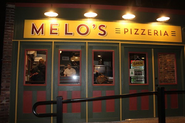 Melo's Pizzeria is now open in Benton Park. - CHERYL BAEHR