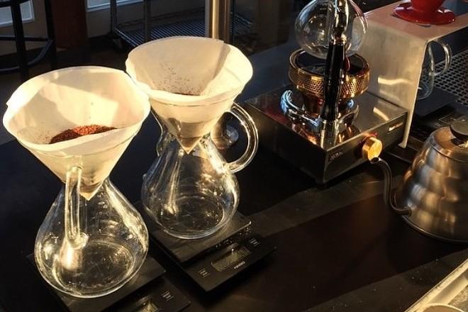 ARTHOUSE COFFEES   COURTESY OF ARTHOUSE COFFEES